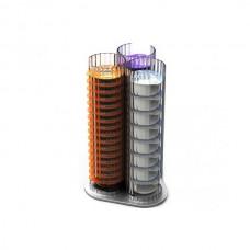 CAPstore Traingle capsule opbergsysteem van Tavola Swiss voor Tassimo capsules - 48 capsules
