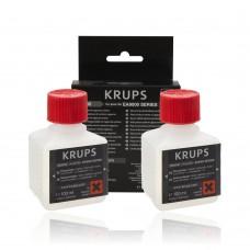 Reinigingsvloeistof voor Krups koffiemachines - 2x100ml